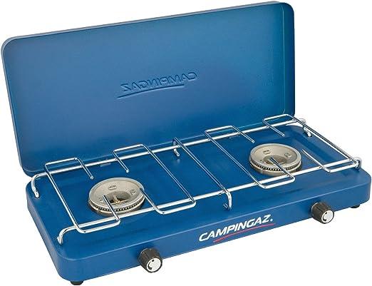 Campingaz Base Camp Cocina con Gas, Unisex, Azul