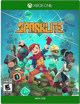 Sparklite for Xbox One [USA]: Amazon.es: Crescent Marketing Inc: Cine y Series TV