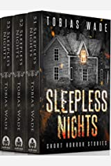 Sleepless Nights: 168 Horror, Mystery, Thriller, and Suspense Short Stories Kindle Edition