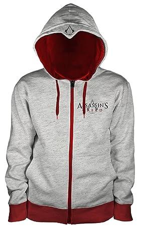 Coole-Fun-T-Shirts Pull à capuche Assassins Creed Flag Ubisoft avec logo dfe3aa2dcb0b