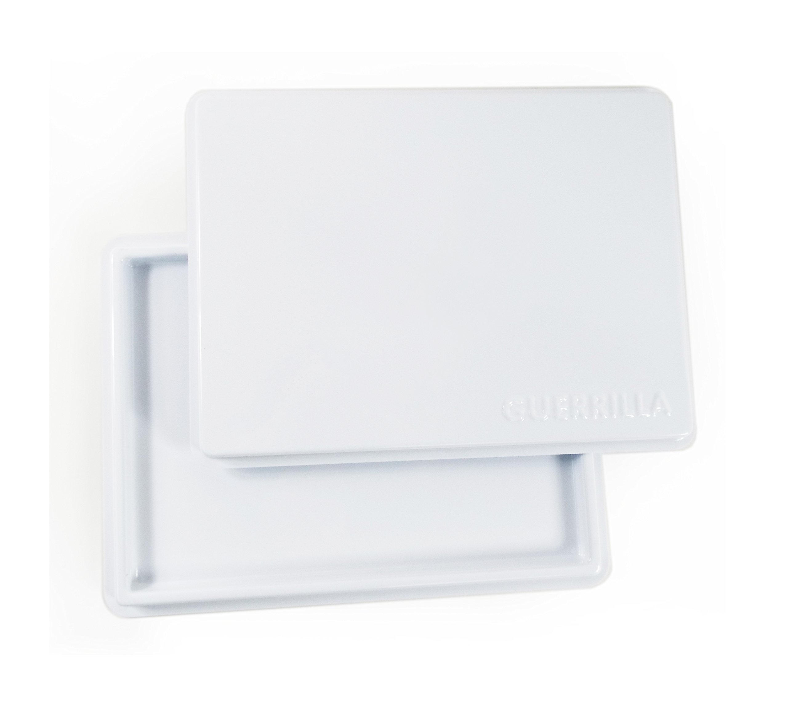 Guerrilla Painter Backpacker 9 by 12 Covered Palette Tray by Guerrilla Painter
