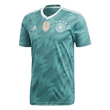 premium selection 96613 de870 adidas Mens 2018 Germany Away Jersey