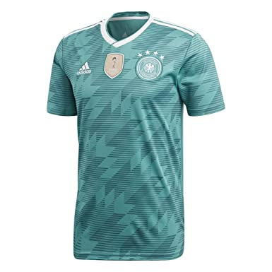 06228194e adidas Mens 2018 Germany Away Jersey at Amazon Men s Clothing store