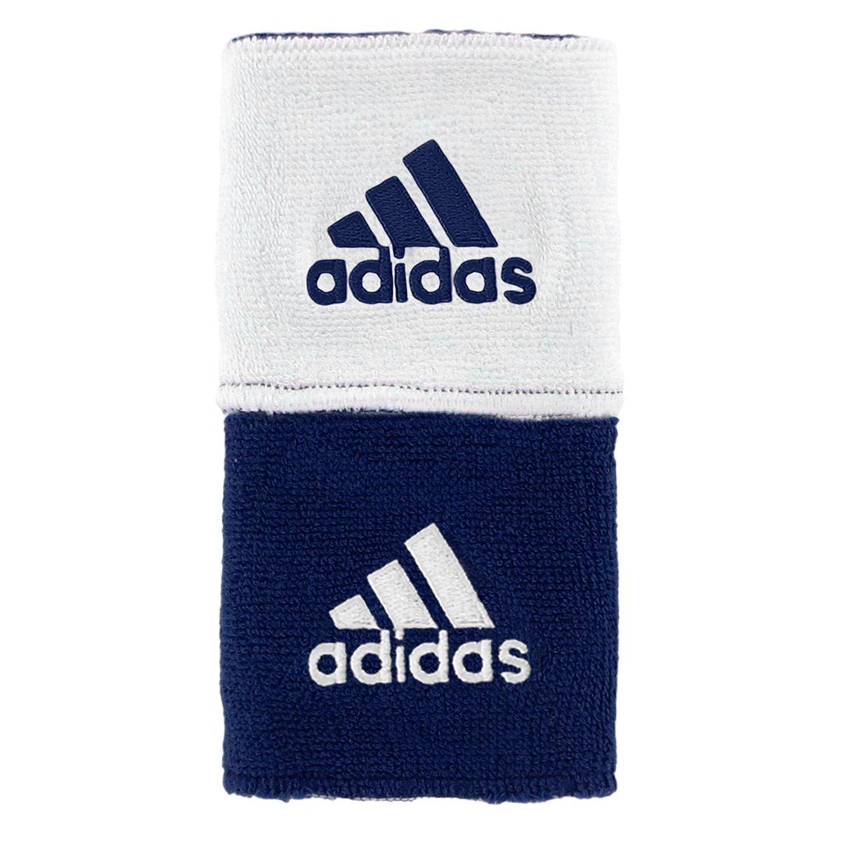 adidas Men's Interval Reversible Wristband 5133997