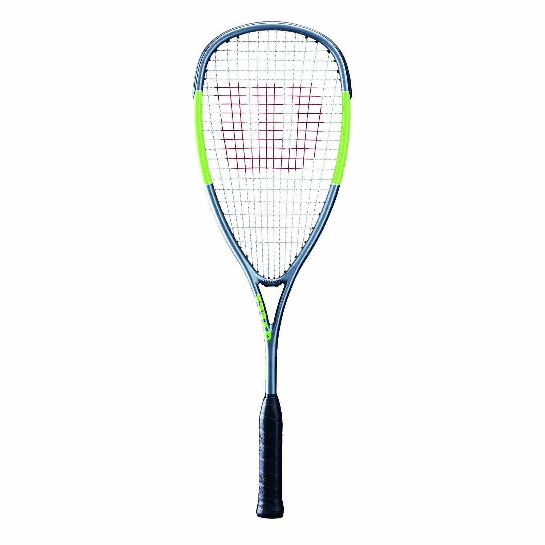 安い割引 Wilson Blade Strung Lite Squash Squash Racquet - Strung Blade B074PGFV3W, アリパパストア:f94c0658 --- ballyshannonshow.com