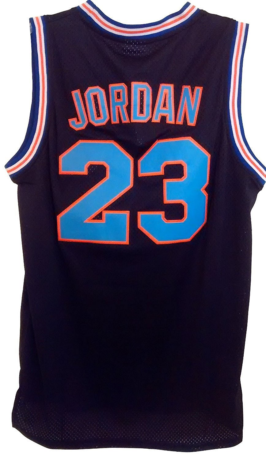 official photos 85731 c0aee Space Jam Michael Jordan Space Jam Jersey black (S) Misc.
