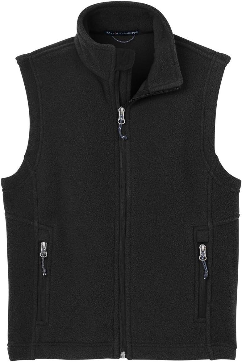 Port Authority Big boys Youth Value Fleece Vest