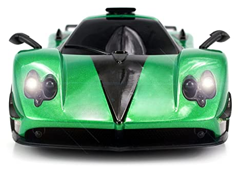 Pagani Zonda Summer Tires Online >> Amazon Com Remote Controlled Pagani Zonda R Remote Control Rc