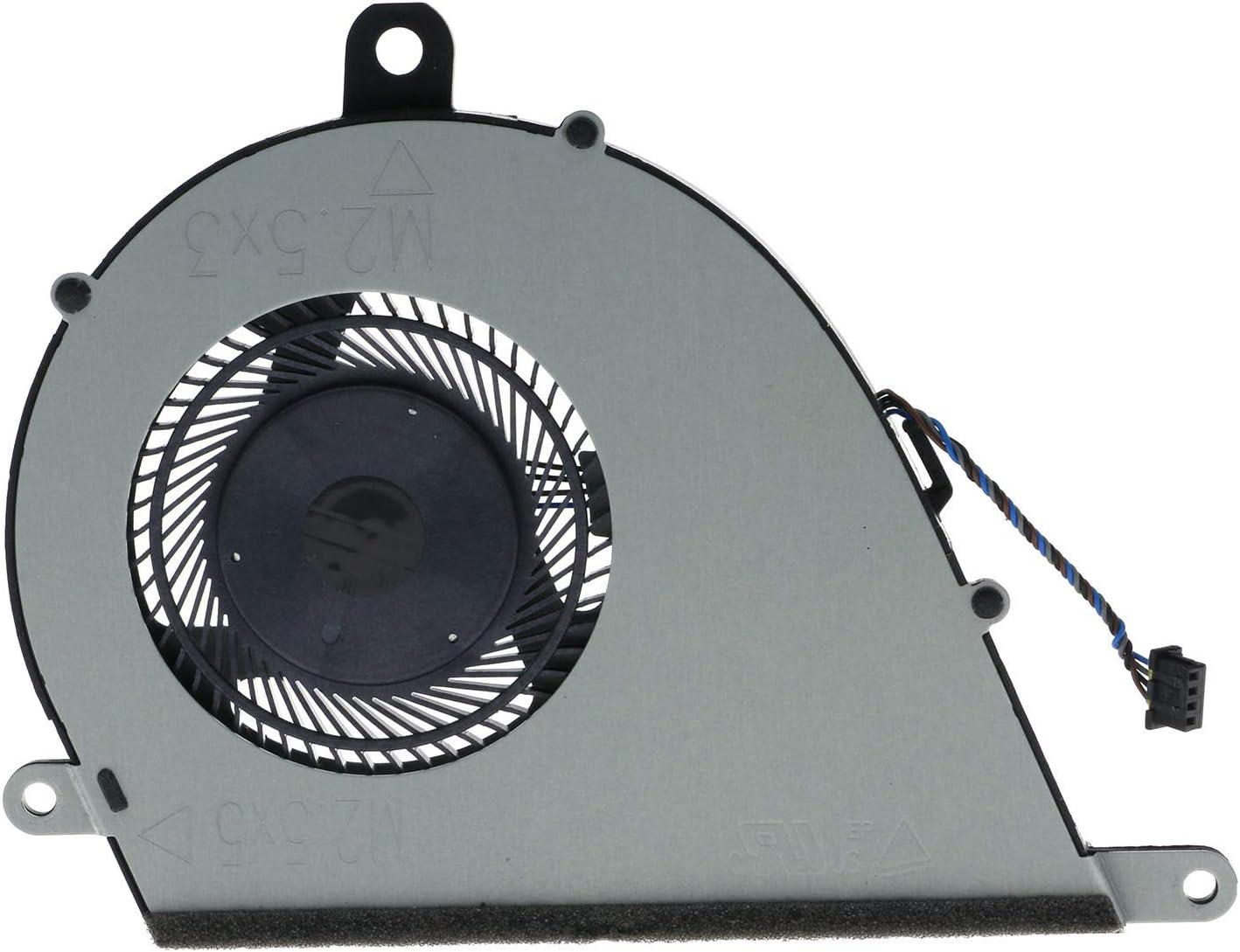 CPU Cooling Fan for HP Envy 15-A 15T-A 15-AS 15T-AS 15-AS068NR 15-AS014WM 857245-001