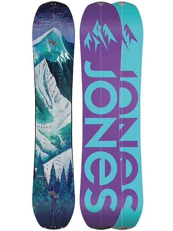 Jones Snowboards splitboard Mujer Dream Catcher Split 148 2018, Uni, Unisex: Amazon.es: Deportes y aire libre