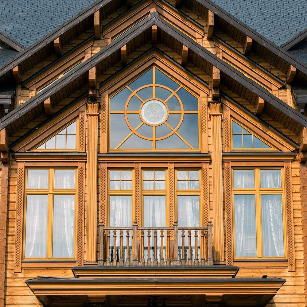 LASUR PROTECTOR SATINADO.(7 COLORES), Protege, decora y embellece todo tipo de madera (2,3 Litros, CASTAÑO)