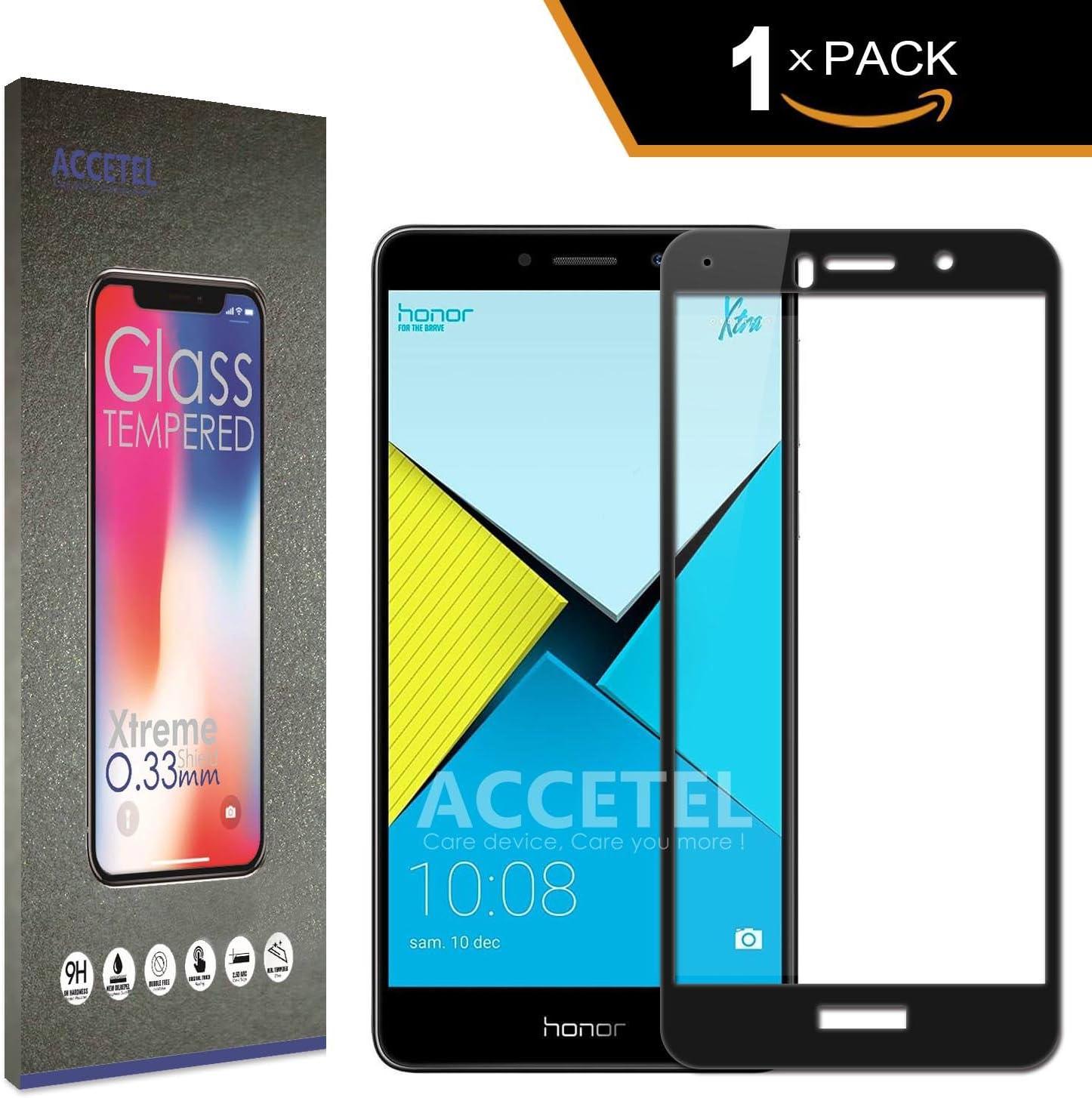 RE3O Protector de Pantalla Cobertura Completa para Huawei Honor 6X ...