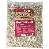 Hobby Vermiculit Substrat pour Reptile/Amphibien 0-4 mm 4 L