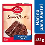 Betty Crocker Cake Mix Chocolate Fudge, 432 g