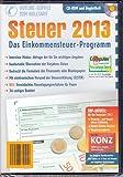 Aldi Steuerprogramm Einkommenssteuer 2013 - Steuer 2013 CD