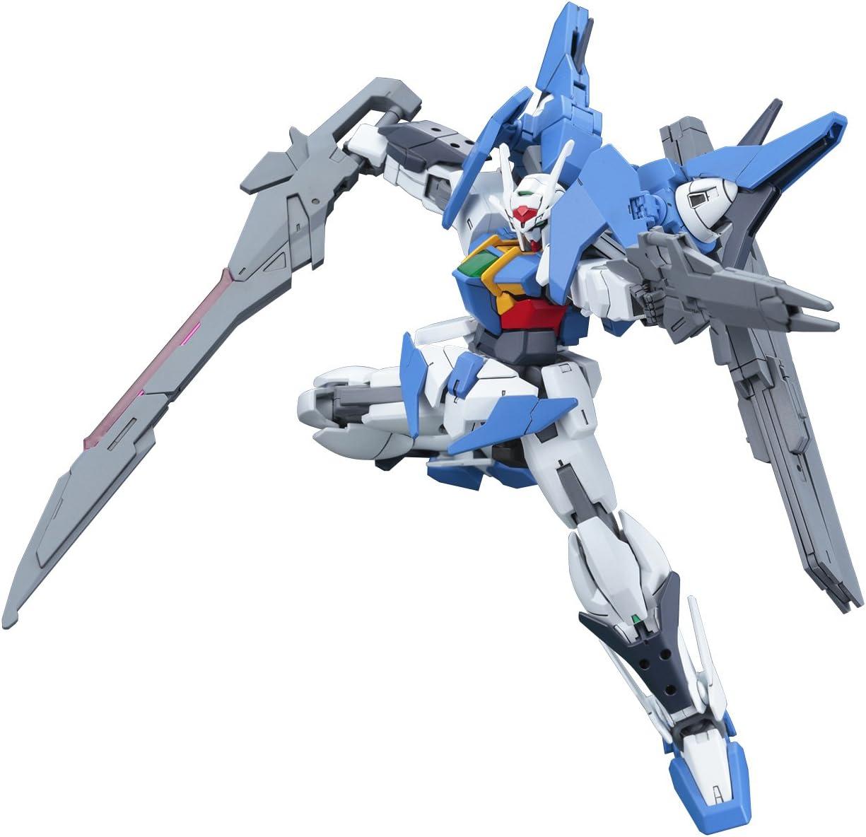 Amazon Com Bandai Hobby Hgbd 1 144 14 Gundam 00 Sky Gundam Build Divers Toys Games