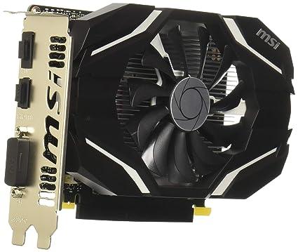 MSI GeForce GTX 1050 2G OC GeForce GTX 1050 2048GB GDDR5 ...