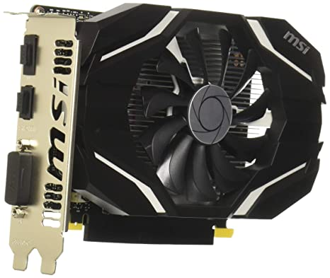 MSI GeForce GTX 1050 2G OC GeForce GTX 1050 2048GB GDDR5 ...
