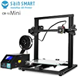 "SainSmart CR-10 Mini  Creality 3D Printer Semi Assembled Aluminum with Heated Bed Printing Size 11.8"" x 8.66"" x 11.8"""