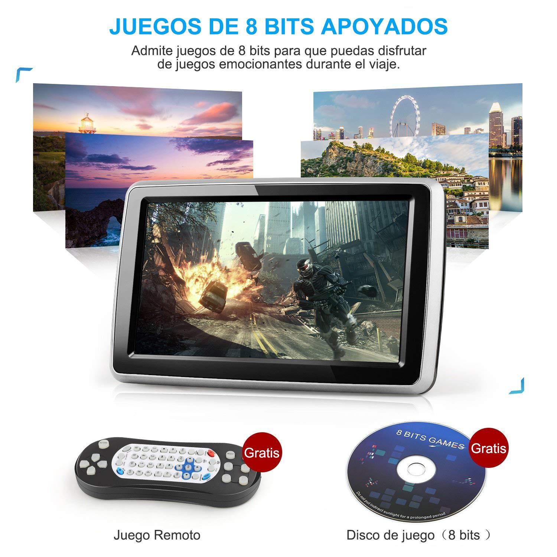 dappui-t/ête CATUO Bluetooth AUTORADIO 1 DIN with 2 DIN