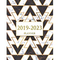 2019-2023 Planner: Agenda Planner For The Next Five