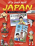Let's Learn About JAPAN: Activity and Coloring Book (Dover Children's Activity Books)