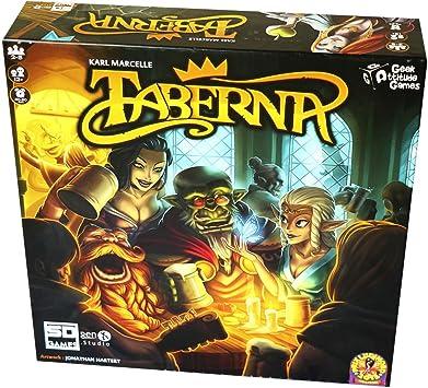 SD Games - Taberna, Juego de Mesa (SDGTABERN01): Sd Games: Amazon.es: Juguetes y juegos