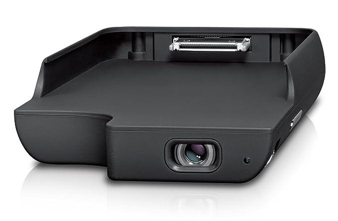 Odys Pico X850001 - Mini proyector LED para iPhone 4/4S (tamaño de ...