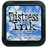 Ranger Tim Holtz Distress Pad, Faded Jeans