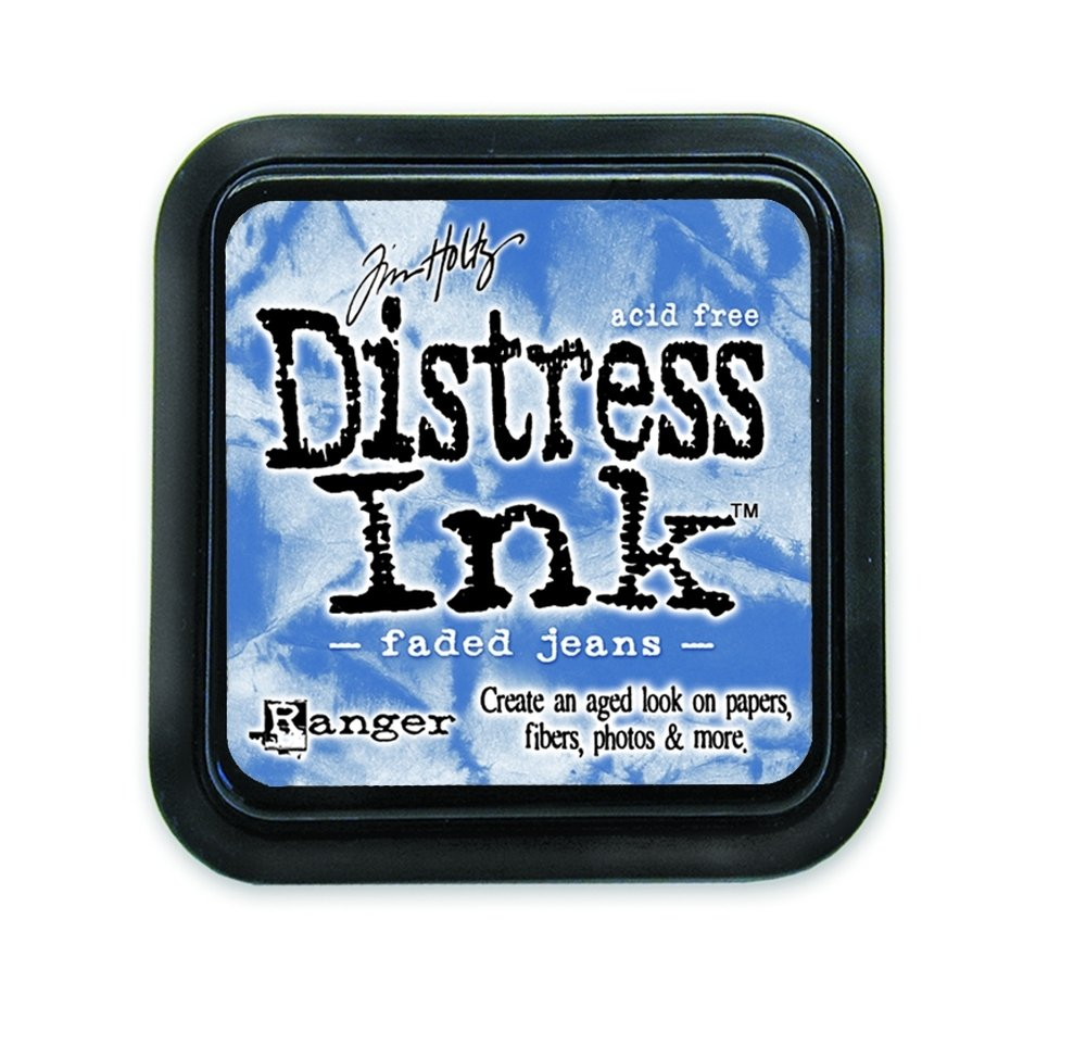 Tattered Rose Ranger DIS-20240 DIS-20240 Tim Holtz Distress Ink Pad