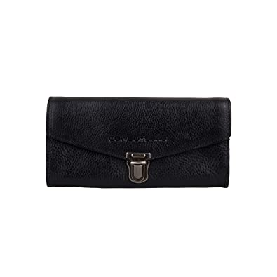 0074e495ba4 Amazon.com: Cowboysbag Purse Drew, Women's Credit Card Case, Black (000100  - Black), 2x9.5x9.5 cm (B x H T): Shoes