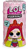 L.O.L. Surprise! Hairgoals 2 Makeover Series with 15 Surprises LOLサプライズ ヘアーゴールズ メイクオーバーシリーズ [並行輸入品]