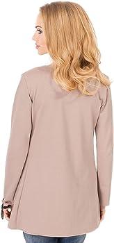 FUTURO FASHION Elegance & Sensible Mujer Chaqueta Blazer Estilo ...