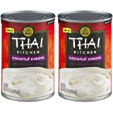 Thai Kitchen Coconut Cream, 13.66 ounce (Pack of 2)