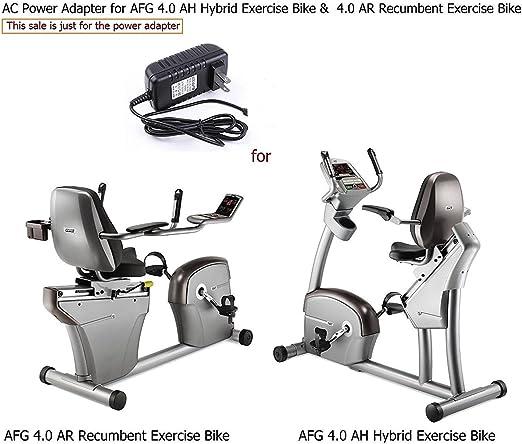 AC Power Adapter for AFG 2.0 /& 3.0 AR Recumbent Bike 3.0 AH Hybrid Exercise Bike