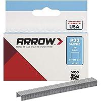 Arrow Fastener 224 Genuine P22 1/4-Inch Staples, 5,050-Pack - 1