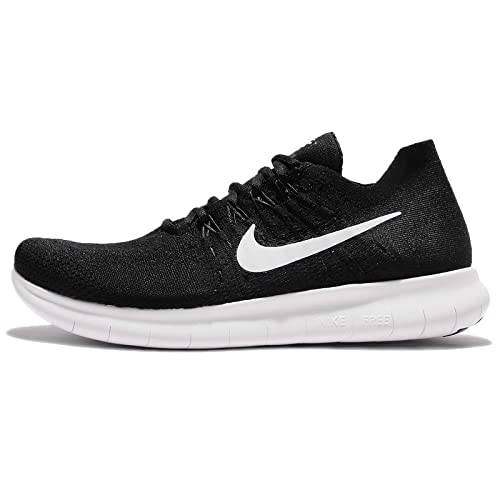 a39eedbbd Nike Men's Free RN Flyknit 2017, Black/White-Anthracite, 15 M US: Buy  Online at Low Prices in India - Amazon.in