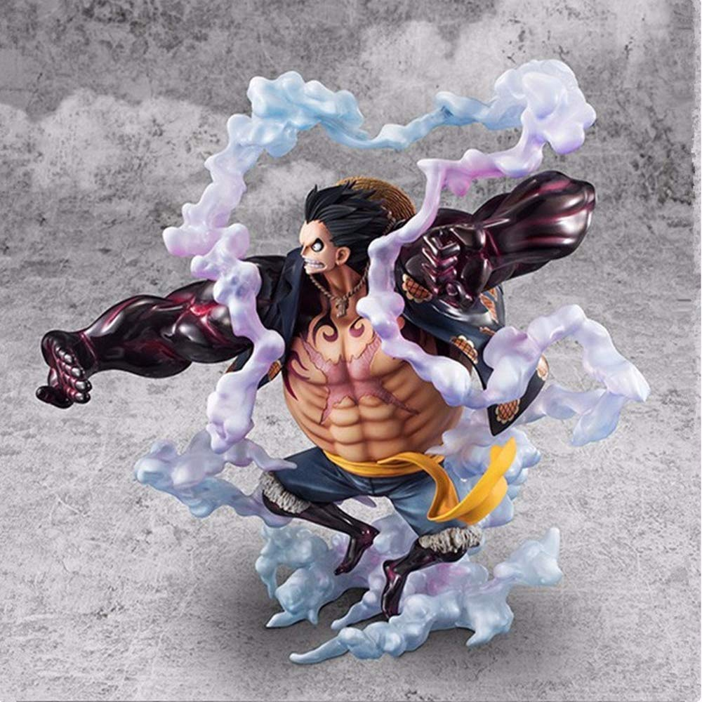 One Piece Super Big Monkey D Luffy Gear Fourth Action Figure by Water Asked (Image #4)