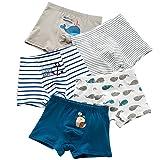 BOOPH Boys Boxer Briefs Shorts Toddler Underwear