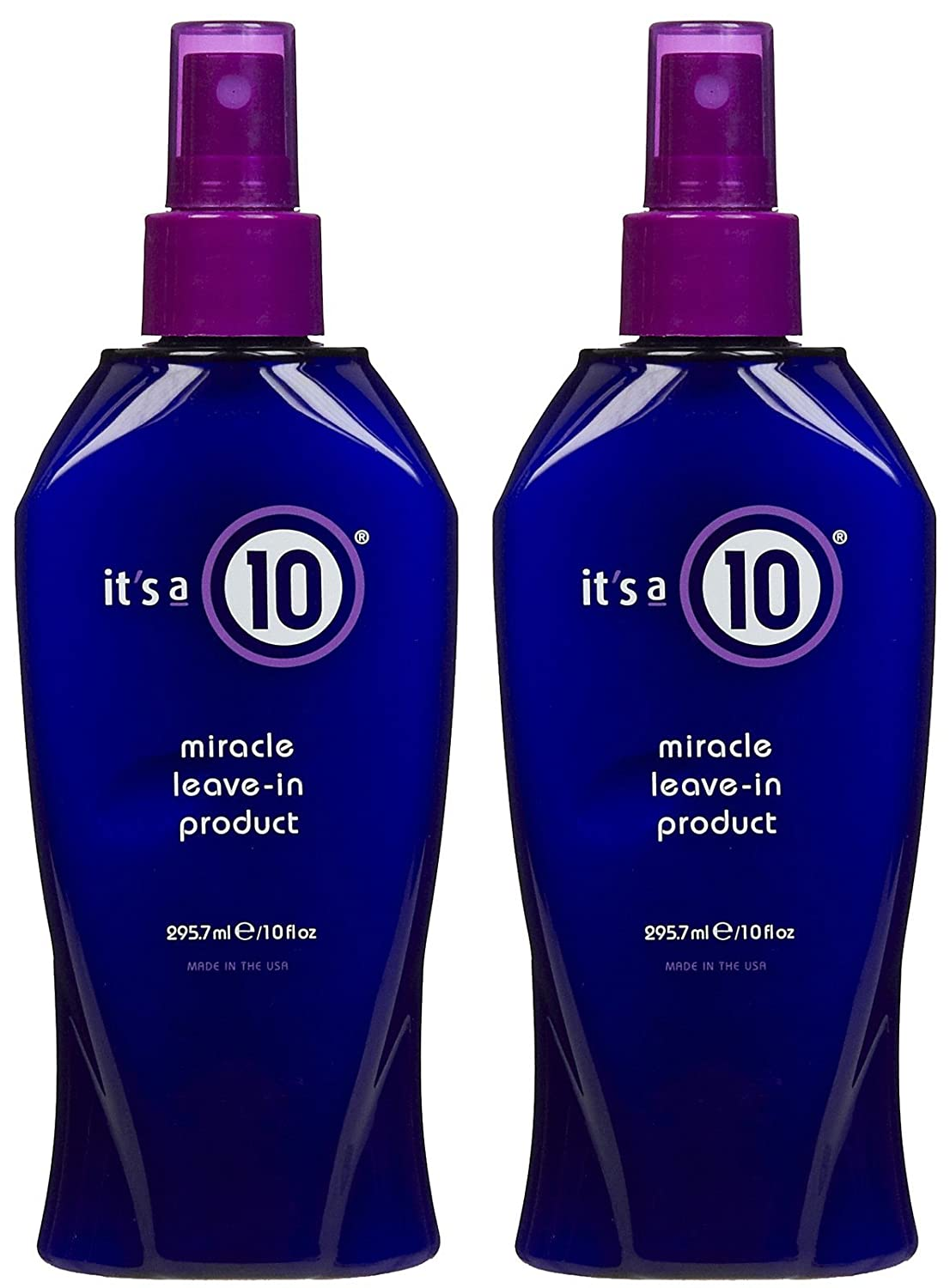it's a 10 Miracle Leave-In product 10 oz (Pack of 2) Pro' s Choice Beauty Care