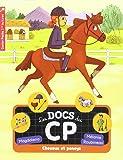 Les docs du CP, Tome 5 : Chevaux et poneys