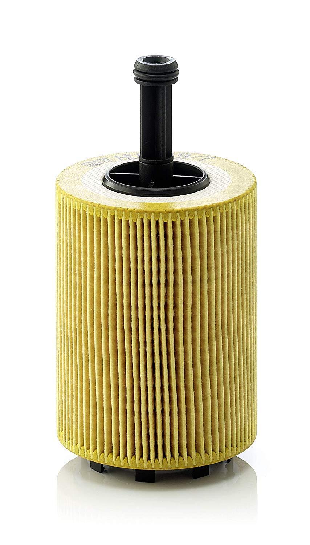 MANN-FILTER Original Filtro de Aceite HU 719/7 X – – Para automóviles