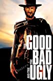 """The Good The Bad and The Ugly Movie Poster GLOSSY FINISH - MOV002 (24"""" x 36"""" (61cm x 91.5cm))"""