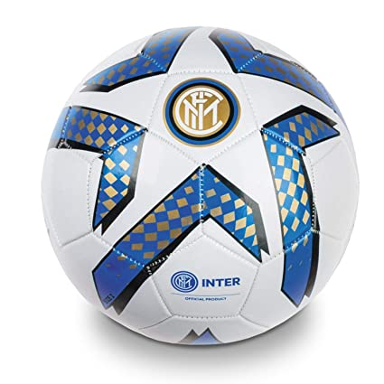 Mini Inter F.C. Pro - Balón de Costura (Talla 2, 150 g): Amazon.es ...