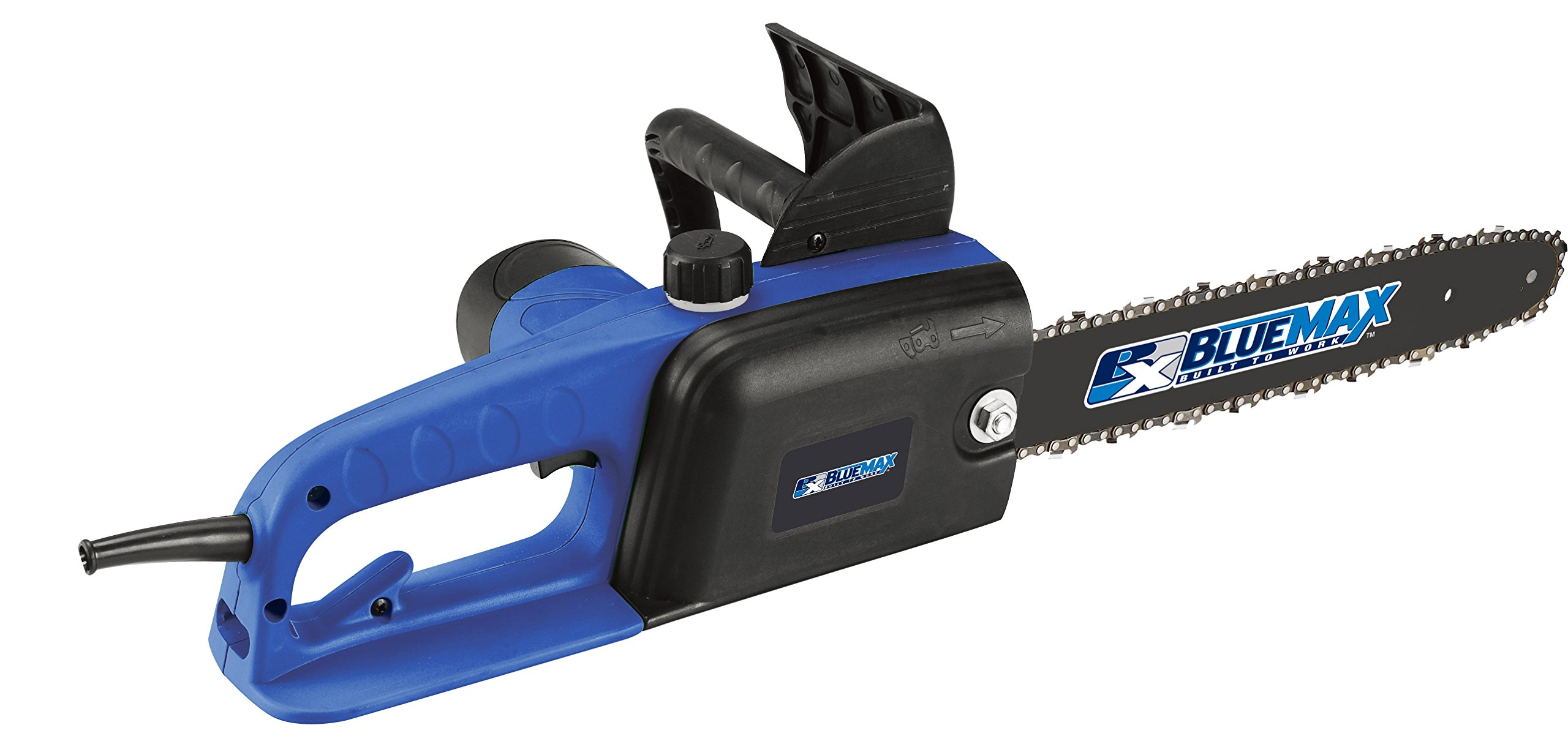 Blue Max 7953 14-Inch Electric Chainsaw with Twist Chain Tensioner