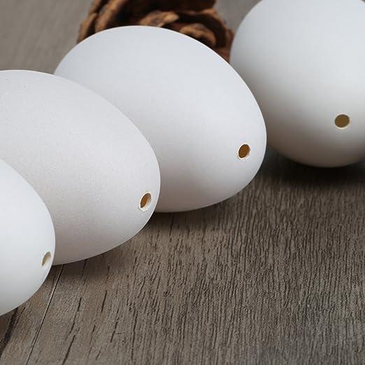 YBWZH Huevo de Pascua DIY 50Pcs Colgante Kit de Decoraci/ón para Pascua Regalo para Cumplea/ños de Ni/ños Juego de Pintura