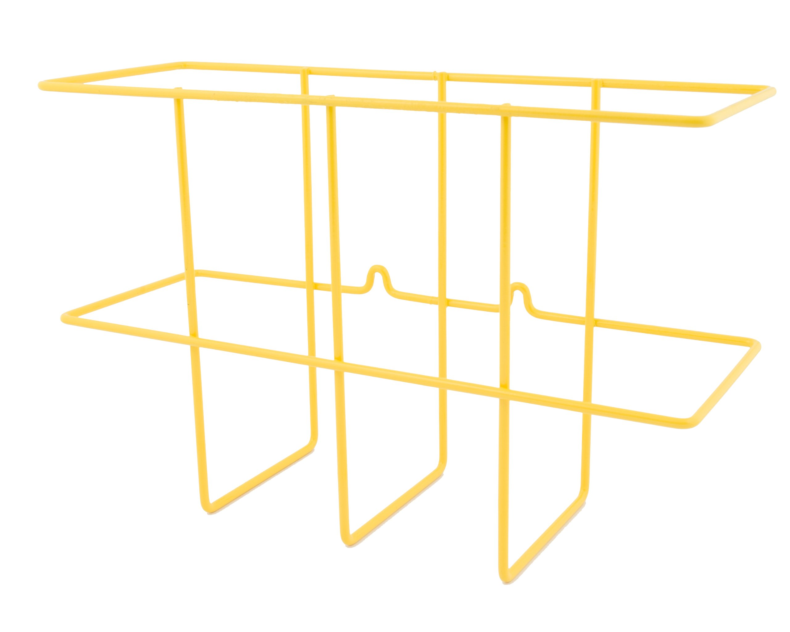ZING 7199 Eco Binder Holder, Wire Wall Rack, Hardware Included by Zing Green Products (Image #1)