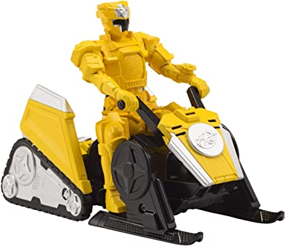 Amazon.com: Power Rangers Super Ninja Steel Mega Morph Cycle ...