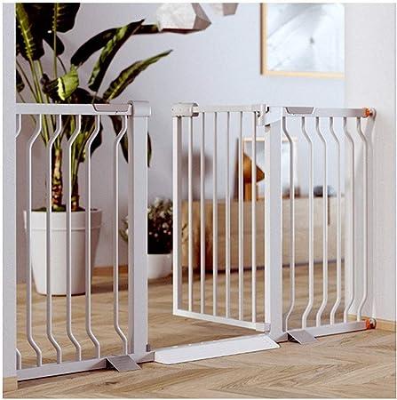 Barreras de puerta Reja de la chimenea barandilla de seguridad Puerta del bebé Puerta del jardín