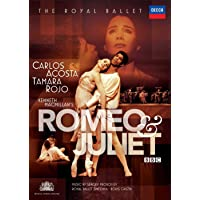 Romeo And Juliet: The Royal Ballet [2009]